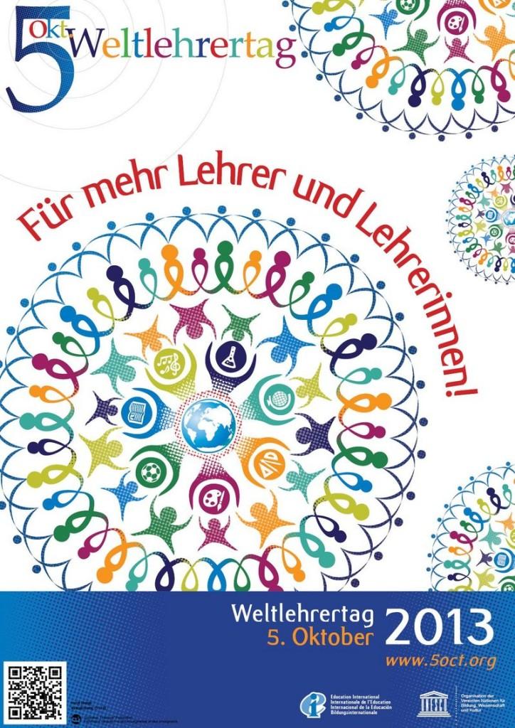 Weltlehrertag 2013
