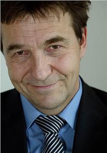 Thomas Böhle, Präsident der Vereinigung der Kommunalen Arbeitgeberverbände Deutschlands (VKA)